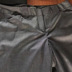 Express gray dress pants